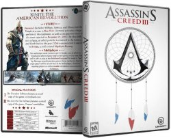 Assassin's Creed 3 - Deluxe Edition RiP