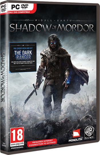 Middle Earth: Shadow of Mordor [Update 7] PC | RePack от FitGirl