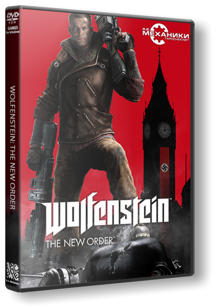 Wolfenstein: The New Order [Update 1] (2014) PC | RePack от R.G. Механики
