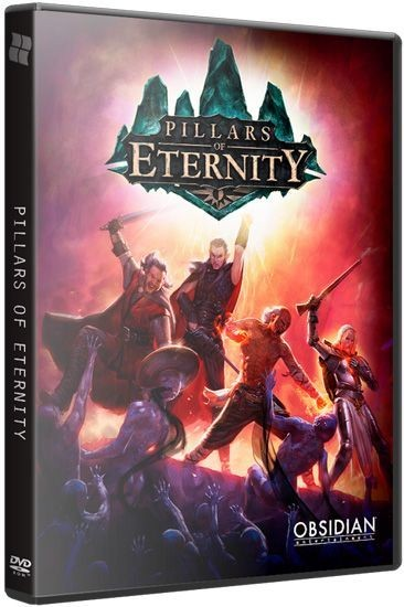Pillars of Eternity: Royal Edition (v.3.00.967+DLC) (2016) Repack от xatab Обновлено 17.02.2016