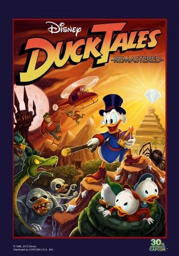 DuckTales Remastered [Update 4] (2013) PC | Steam-Rip от Let'sPlay