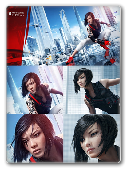 Mirror's Edge Catalyst (v.1.0.3.47248 + 2 DLC) (2016) RePack - by XLASER