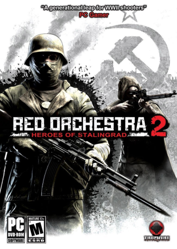 Red Orchestra 2: Герои Сталинграда  (2011) PC Steam-Rip от Juk.v.Muravenike