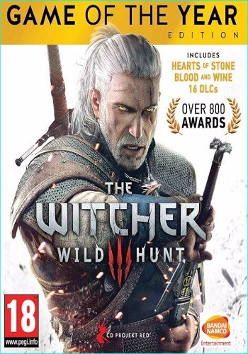 The Witcher 3: Wild Hunt - Game of the Year Edition [v.1.30] (2015) PC | Steam-Rip от Let'sРlay