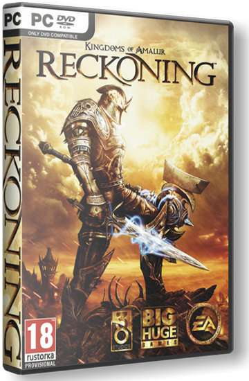 Kingdoms Of Amalur: Reckoning v1.0.0.2 + 10 DLC 2012  Repack  от Fenixx