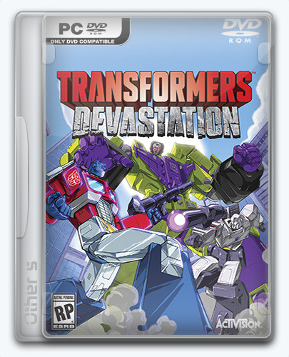 Transformers Devastation (2015) PC | RePack от Other s
