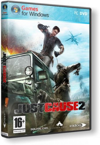 Just Cause 2: Complete Edition (1.0.0.2) (2010) Лицензия
