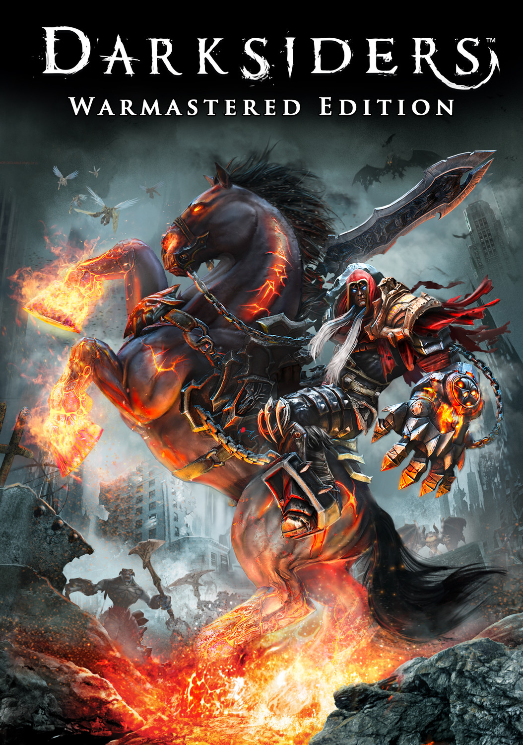 Darksiders Warmastered Edition [v.1.0-cs:2267] (2016) PC | RePack от =nemos=
