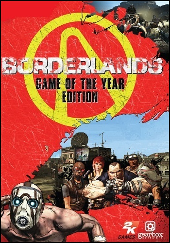 Borderlands: Game of the Year Edition (2010) PC  RePack by Mizantrop133