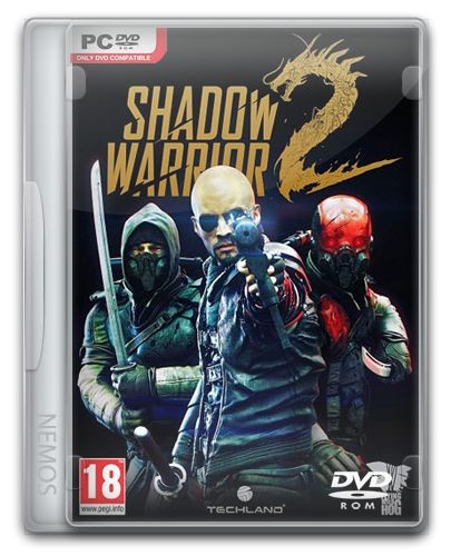 Shadow Warrior 2: Deluxe Edition (1.1.3.0 / Update 3 + DLC) (2016) Repack  от =nemos=