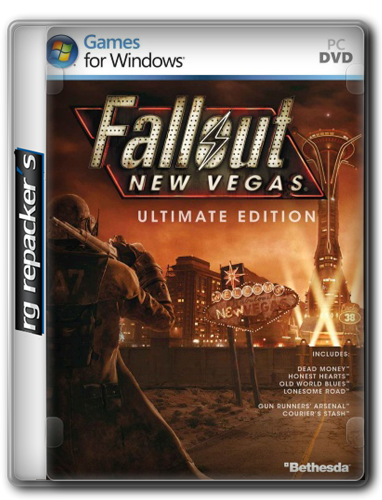 Fallout: New Vegas. Ultimate Edition 2012[1.4.0.525]Repackот R.G. Pirat's