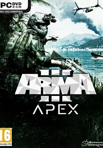 Arma 3 - Apex Edition [v.1.66.139494 + DLC] (2016) PC  Repack от =nemos=