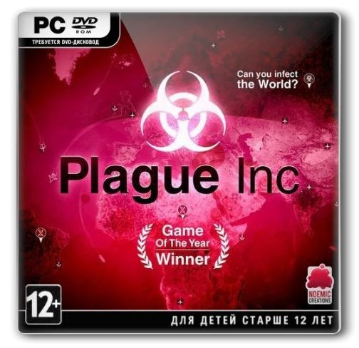 Plague Inc: Evolved (0.7.5) (2014)  Steam-Rip  от R.G. Pirates Games