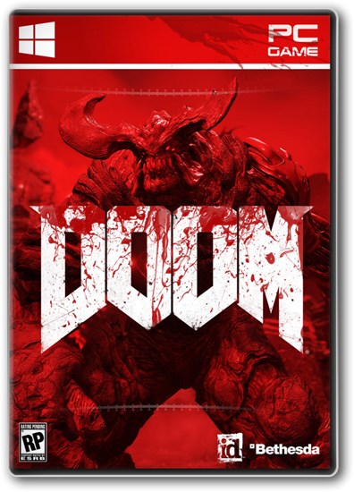 DOOM (v.6.1.1.808 Update 2 HotFix) (2016)  RiP - by XLASER