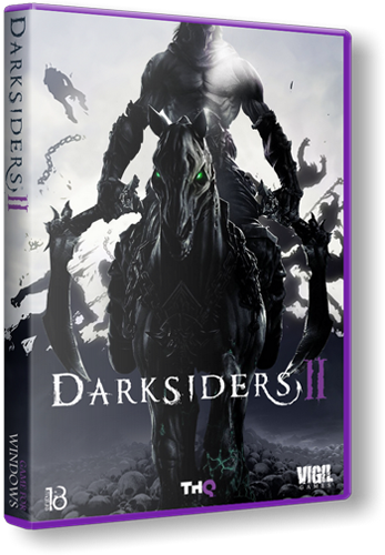 Darksiders 2: Deathinitive Edition [2.1.0.4] (2015) PC | RePack от =nemos=