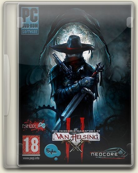 The Incredible Adventures of Van Helsing Final Cut.v 1.0.4  Repack от Decepticon