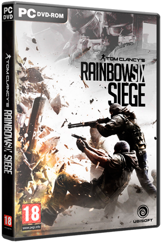 Tom Clancy's Rainbow Six: Siege [v.4.3u28 + 3 DLC] (2015) PC  RePack от =nemos=