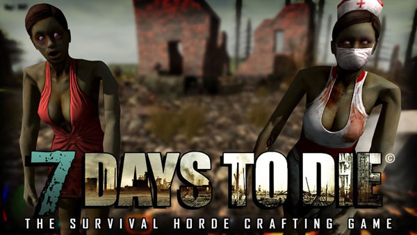 7 Days To Die [v 15.0] (2013) PC RePack от Pioneer