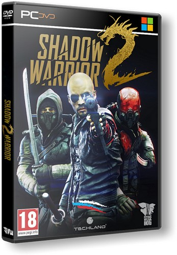 Shadow Warrior 2: Deluxe Edition [v.1.1.5.0] (2016) PC  RePack от Decepticon