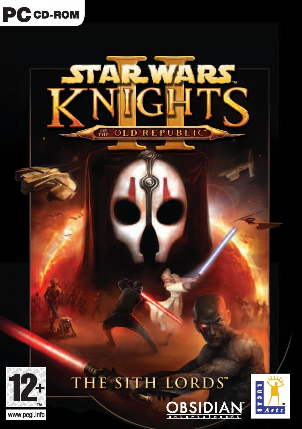 Star Wars: Knights of the Old Republic.  Антология (2003-2005) Repack by R.G. ReCoding