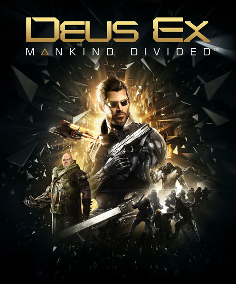 Deus Ex: Mankind Divided - Digital Deluxe Edition (2016) PC  RePack от R.G. Механики