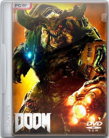 DOOM [v.6.1.1.1201 u5 + MP] (2016) PC  Repack от =nemos=