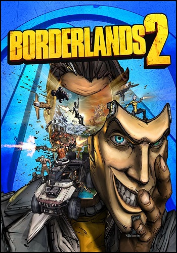 Borderlands 2 [v 1.8.4 + 48 DLC] (2012) PC RePack by Mizantrop1337
