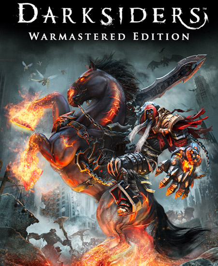 Darksiders Warmastered Edition [v 1.0.2314] (2016) PC Steam-Rip от R.G. Игроманы
