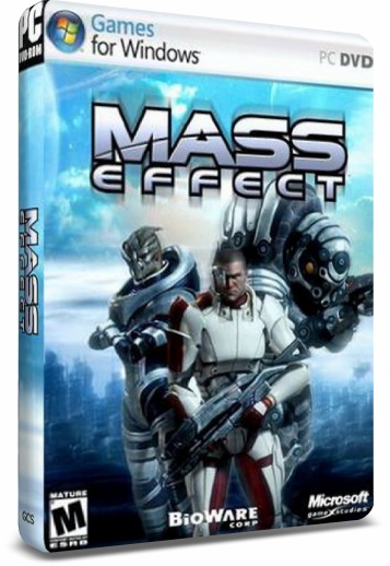 Mass Effect [v 1.02 + 2 DLC]