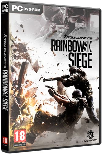 Tom Clancy's Rainbow Six: Осада v.6.2  от R.G.Resident