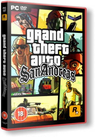 Grand Theft Auto: San Andreas (2005/Русский)