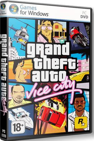GTA Vice City (2003/PC/Русский)