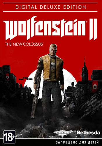 Wolfenstein II: The New Colossus [Update 2] (2017)