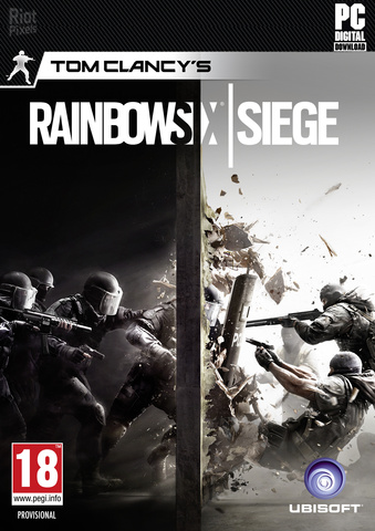 Tom Clancy's Rainbow Six: Siege - Complete Edition [v 2.3.2 + DLC's]