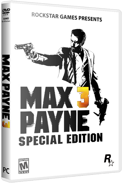 Max Payne 3: Complete Edition [v 1.0.0.196]  (2012)