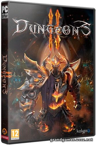 Dungeons 3 [v 1.4.4 + 6 DLC] (2017) PC | RePack