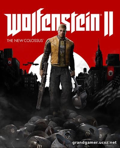 Wolfenstein II: The New Colossus [Update 6] (RePack by xatab)