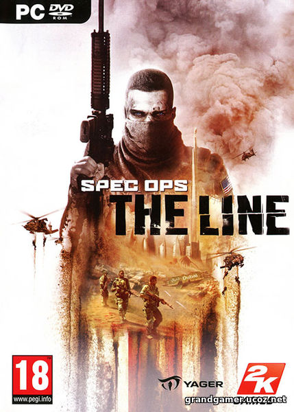 Spec Ops: The Line [Update 2 + DLC] RePack от R.G. Механики