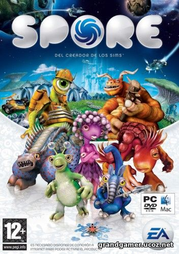 Spore: Complete Edition (2009/PC/Русский),