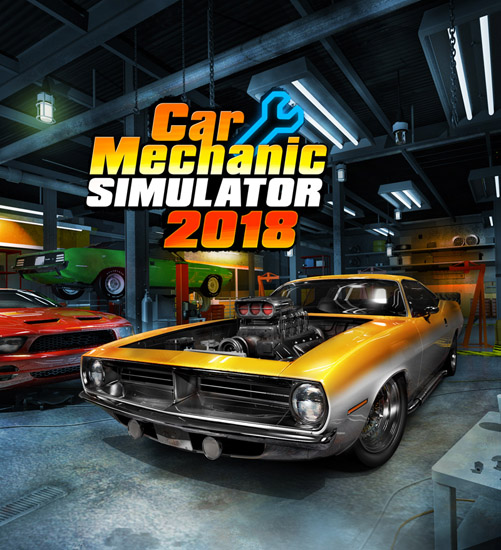 Car Mechanic Simulator 2018 [v. 1.5.7 + 5 DLC]