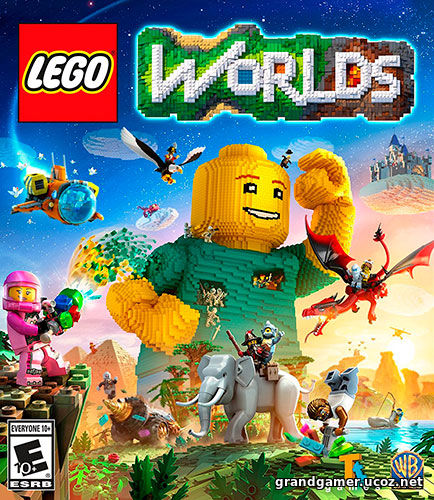 LEGO Worlds (2017/PC/Русский)