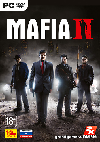 Мафия 2 / Mafia II: Director's Cut [Update 5]  (2011) Лицензия