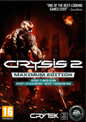 Crysis 2 - Maximum Edition [v.1.9+Mods] (RePack от Juk.v.Muravenike),