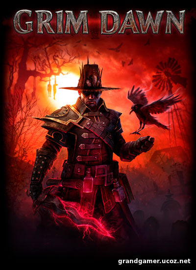 Grim Dawn (2016/PC/Русский), Лицензия