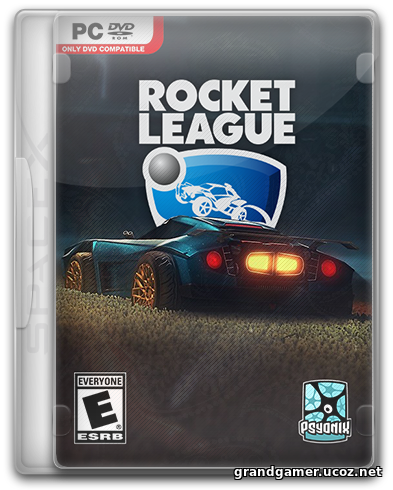 Rocket League [v 1.43 + 19 DLC] (2015) PC | Лицензия
