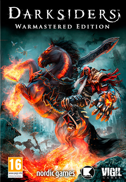 Darksiders Warmastered Edition [v.1.0.2679] RePack