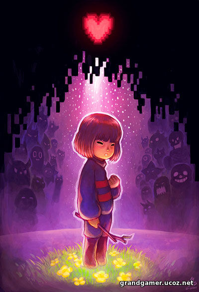 Undertale [v1.0.3] 2015/PC/Русский (Repack)