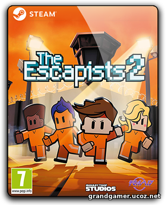The Escapists 2 [v 1.1.5.513374 + 3 DLC] (RePack от qoob)