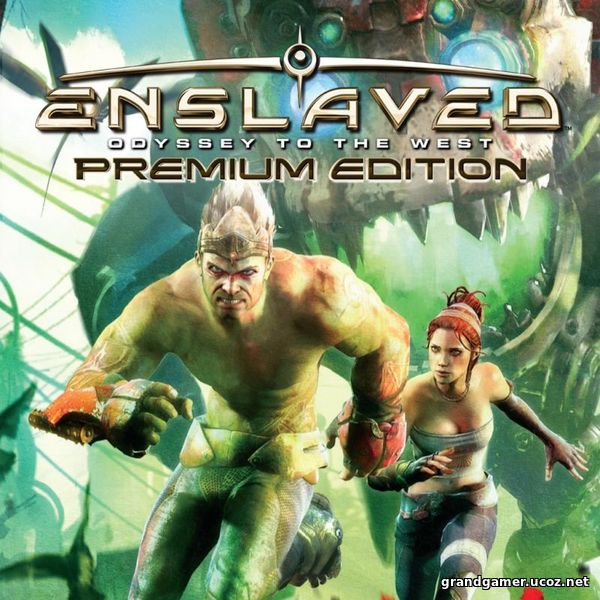 Enslaved: Odyssey to the West Premium Edition (2013/PC/Русский), RePack от R.G. Механики
