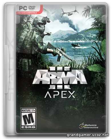 Arma 3: Apex Edition [v 1.82.144647 + DLCs] (RePack от SpaceX)